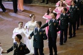 кадетский бал